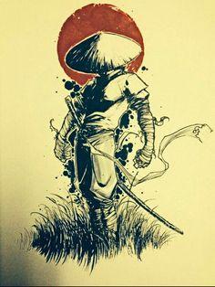 #samurai #artwork
