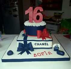 Torta 16 anni cake