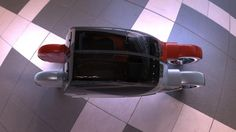 Concept Car Splits Into Two Motorcycles_2