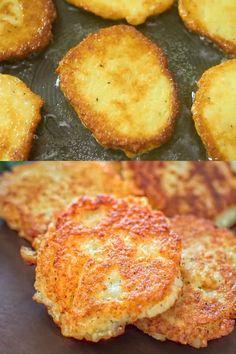 Vegetarian Breakfast Recipes, Vegan Recipes, Cooking Recipes, Tasty Videos, Food Videos, Potato Dishes, Food Dishes, Food For Toddlers, Baby Potato Recipes