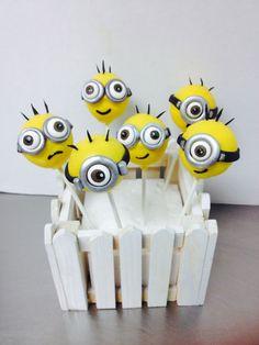 Diverta idea para comida de una celebración de cumpleaños Minions