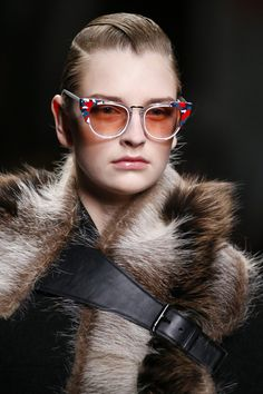 Fendi Fall 2014 – Vogue