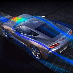 Beauty in purpose, and purpose alone is sacred. #Corvette #Stingray #c7
