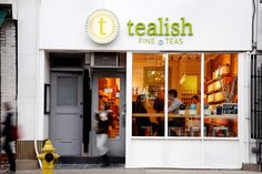 Tealish Fine Teas in Toronto