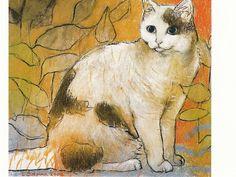 Loes Botman (1968) Zittende poes / Sitting puss / Sitzende Katze / La chatte assise 2002