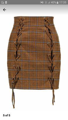 MISSGUIDED-mi jupe à carreaux - 32€95