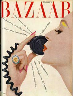 Harper's Bazaar - December 1958