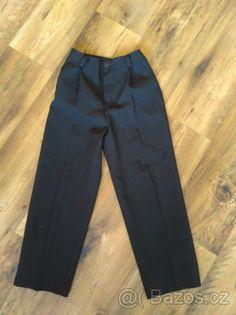 Společenské kalhoty vel.122 - 1