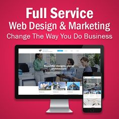 The Importance of a Good Website with Marketing – Full ServiceThese days having an online presence isn't as simple as building a website and starting to. Business Website, Online Business, Create Your Website, Building A Website, In A Nutshell, I Site, Business Goals, Free Quotes, Page Layout