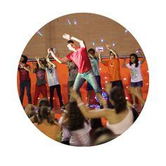 Fiesta infantil con animación de baile | Barcelona