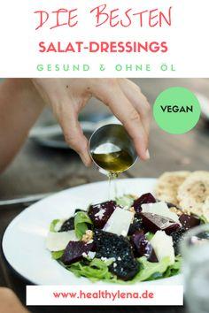 Vegane Rezepte für Salat-dressings fettarm ohne öl