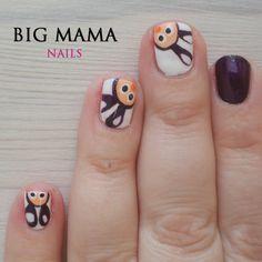 Wielkanocne zajączki :) #nail #nails #nailart #paznokcie
