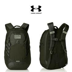 Under Armour - Hudson Backpack | Click for Full Review and Rating | #UnderArmour #Hudson #Backpack #FindMeABackpack