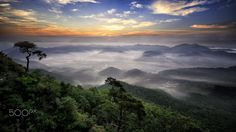 The morning calm - The morning calm [ Guksabong ] by Tony Lee | 500px