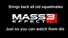 This.  Mass Effect