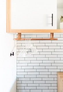There are a million and one tutorials online for how to install subway tile.  Literally. Pretty sure that every blogger who has ever existed has posted a tutorial on subway tile. This is not that. Well, I guess it sortRead More