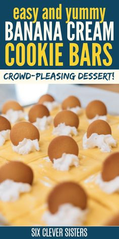 Sheet Cake Pan, Sheet Cake Recipes, Easy Banana Cream Pie, Banana Cream Pudding, Chocolate Bar Recipe, Chocolate Chip Cookie Bars, Cake Recipe For A Crowd, Cake Recipes At Home