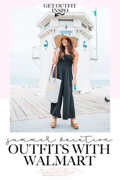 Visit here to see the best summer vacation outfits on Maxie Elise Blog! Best vacation outfits dresses casual and vacation outfits dresses street styles. These are cute vacation outfits dresses maxi skirts which are vacation outfits dresses chic. Read about vacation essentials list the beach. You will love seeing the best summer vacation essentials fashion. Get inspired to buy Summer outfits for women in their 30s or even classy chic looks. #summer #ad #outfits Summer Fashion For Teens, Fashion For Women Over 40, Summer Fashion Trends, Summer Fashion Outfits, Fashion Basics, Fashion Essentials, Street Style Women, Street Styles, Cute Vacation Outfits