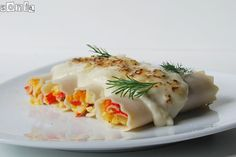 Juicy cannelloni