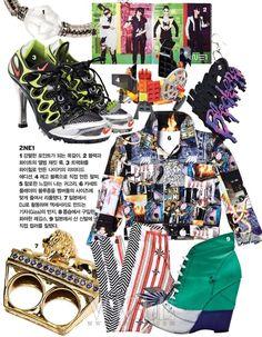 Pocket : 2NE1 스타일 VS. 빅뱅 스타일