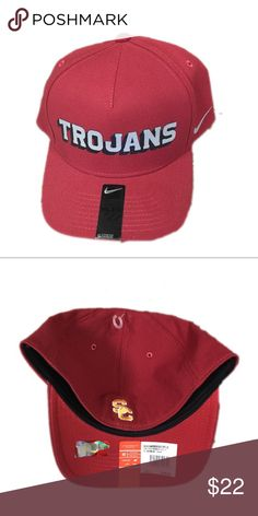 USC Trojans Nike Verbiage DNA Flex Fit Hat Cap Brand new with tags  officially licensed USC Trojans Nike Verbiage Flex Fit Hat Nike Accessories  Hats d61cf1f65