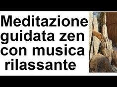 Esercizio per svuotare la mente-MEDITAZIONE - YouTube Energie Positive, Osho, Yoga Meditation, Asana, Reiki, Yoga Fitness, Pilates, Spirituality, Mindfulness