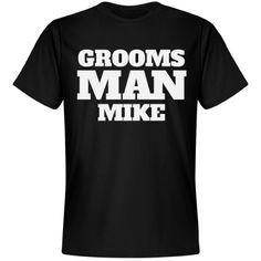 Groomsman Bachelor Group
