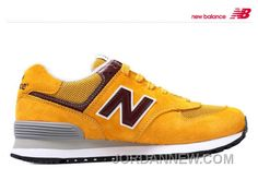 http://www.jordannew.com/new-balance-574-2016-women-yellow-cheap-to-buy.html NEW BALANCE 574 2016 WOMEN YELLOW CHEAP TO BUY Only $56.00 , Free Shipping!