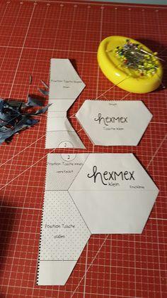 Verzwickt & Zugenäht: Hex Mex für Bares
