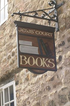 Jews' Court is a fine stone building in the heart of the historic city of Lincoln.  It also has the best local history bookshop in the County and stocks postcards. There is also a large second hand book department. In addition it is the center for Jewish worship in Lincoln.. Built in the 1300's.