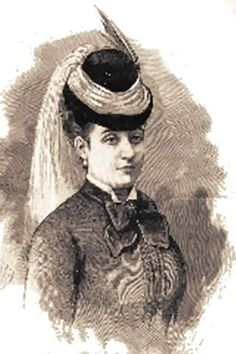 Régine de Montille (Claudine Marie Regnault, 1847-1887). Courtisane, amie de Cora Pearl. Sous Napoléon III, elle s'enflammera aux côtés des républicains à l'enterrement de Victor Noir. Elle luttera contre les Versaillais, en participant à la Commune de Paris, au fort d'Issy-les-Moulineaux bombardé, elle soignera les blessés. Assassinée à coup de couteau en son domicile de la rue Montaigne (aujourd'hui rue Jean Mermoz) ....