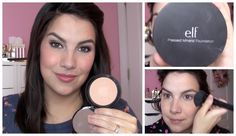 ELF Studio Pressed Mineral Foundation Review