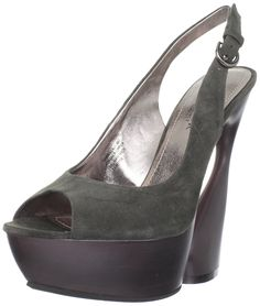 Pleaser Women's Swan-654/GYS Platform Sandal >>> Want to know more, click on the image.