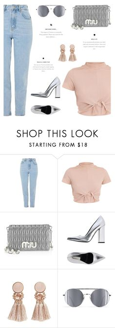 """Jeans Style"" by daisy-schilder ❤ liked on Polyvore featuring Topshop, Miu Miu, STELLA McCARTNEY, MANGO, Chanel and jeans"