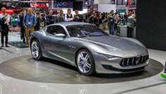 2017 Maserati GranTurismo - exterior