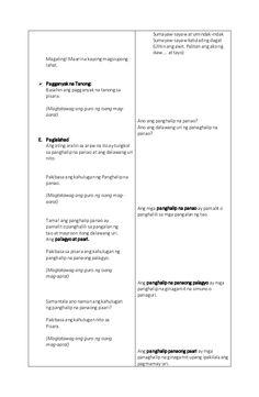 Masusing Banghay Aralin sa Filipino (Detailed lesson plan in Filipino… 4a's Lesson Plan, Lesson Plan Examples, The Plan, How To Plan, Lesson Plan In Filipino, Science Trivia, Math Lessons, Grade 1, Color Combinations