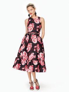 rosa flounce dress | Kate Spade New York