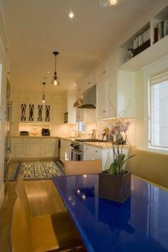 Galley Kitchen traditional kitchen