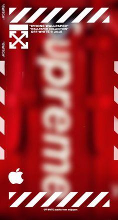 Off white & Supreme wallpaper Off white & Supreme wallpaper Iphone Wallpaper Off White, Hypebeast Iphone Wallpaper, Iphone Homescreen Wallpaper, Iphone Background Wallpaper, Apple Wallpaper, Aesthetic Iphone Wallpaper, Cool Wallpaper, Aesthetic Wallpapers, White Iphone