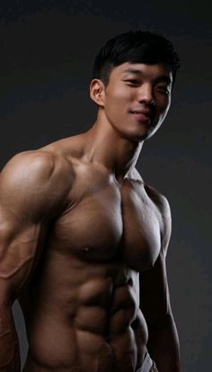 World's Hottest Asian Males