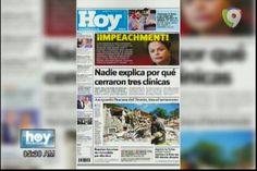 Portadas de los Periódicos de hoy 26-08-16
