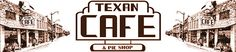 Texan Cafe in Hutto, Texas.  Featured in Southern Living.