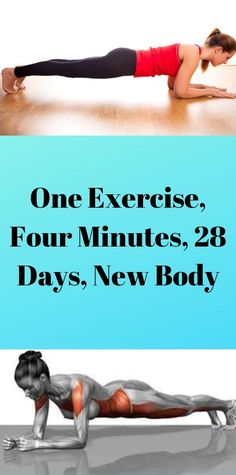One Exercise, Four Minutes, 28 Days, New Body - Bulk Loss Diet Natural Health Tips, Natural Health Remedies, Health And Beauty Tips, Wellness Fitness, Health And Wellness, Health Fitness, Herbal Remedies For Depression, Garlic Health Benefits, 28 Days