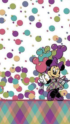 disney happy birthday Minnie Mouse