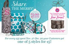 Hurry and finish your Christmas shopping!!