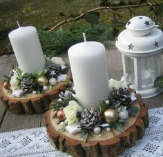70 Simple And Popular Christmas Decorations Table Decorations Christmas Candles DIY Christmas Centerp 70 Simple And Popular Christmas Decorations Table Decorations Christmas Candles DIY Christmas Centerpiece Christmas Crafts Christmas Decor DIY Centerpiece Christmas, Christmas Window Decorations, Christmas Candles, Diy Christmas Ornaments, Rustic Christmas, Decor Crafts, Christmas Wreaths, Christmas Crafts, Christmas Christmas