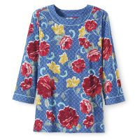 Floral Scroll Tunic