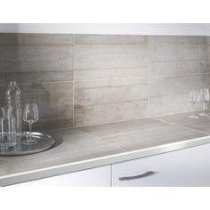 Carrelage BETON 30,5 x 60,5 cm - Sols & murs