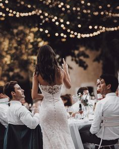 Stunning | Love the detail on the back of this dress! @tali__photography @shannamelville #brides_style
