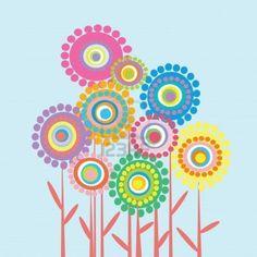 7032248-fondo-con-flores-retro-en-color-pastel.jpg 1,200×1,200 pixels